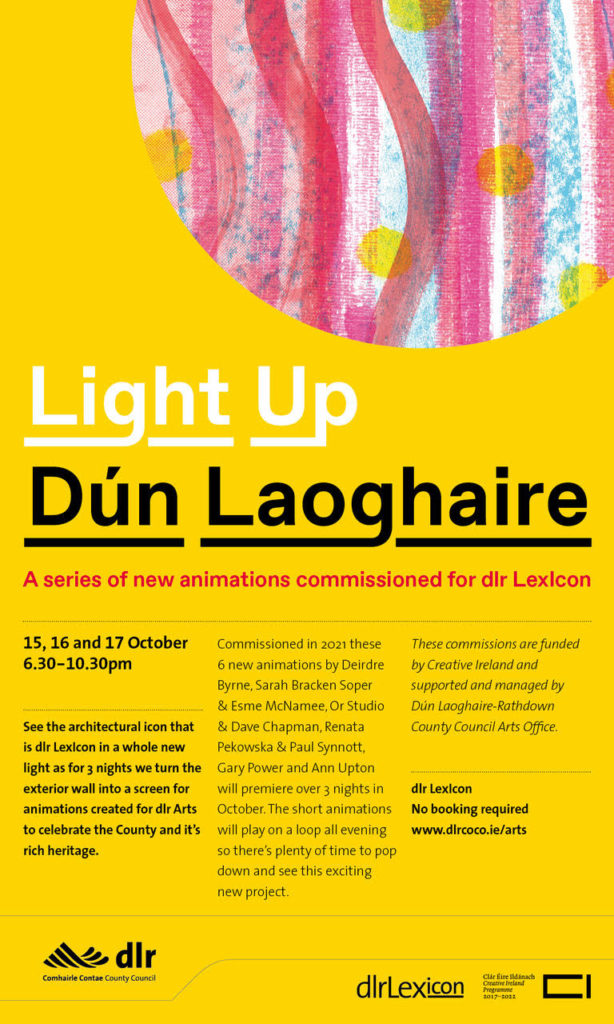 Irish Animation - Dun Laoghaire Rathdown County Council